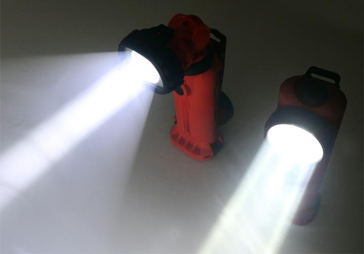 STREAMLIGHT ストリームライト 010SR ナックルヘッド スポット 充電式 防爆 レスキューライト