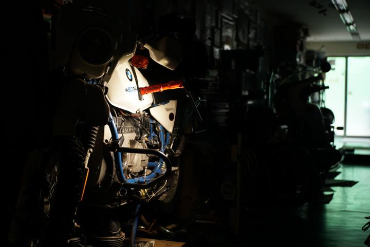 STREAMLIGHT SWITCH BLADE(スイッチブレード)バイクショップ ボクサーハウス様 導入事例レポート