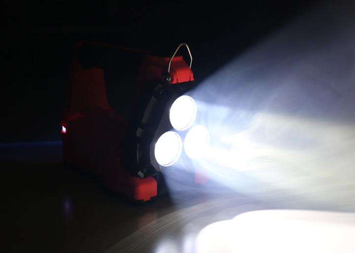 STREAMLIGHT ストリームライト バルカン180 ファイヤー/ インダストリー
